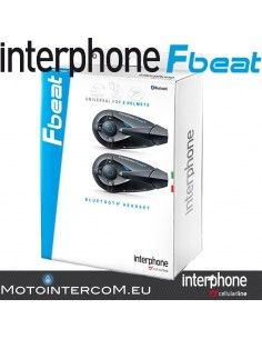 BeaT INTERPHONEFBEAT Interfon Bluetooth Cellularline dublu