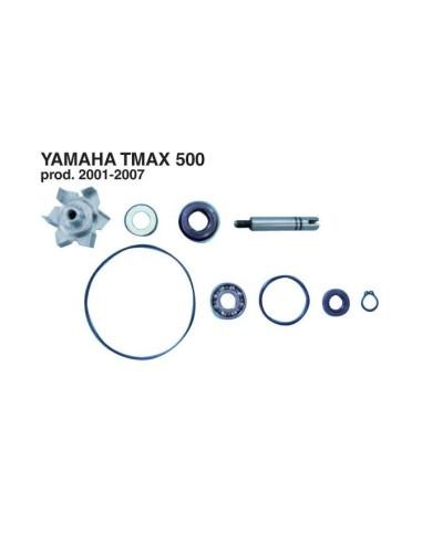 POMPA ACQUA YAMAHA TMAX 500 04 08 KIT REVISIONE CON PREMISTOPPA