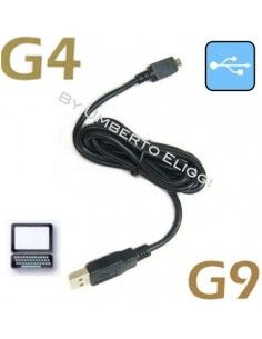 USB CABLE FOR INTERCOM SCALA RIDER G4, G4 PowerSet, G9, G9 POWERSET UPDATE, RECHARGE