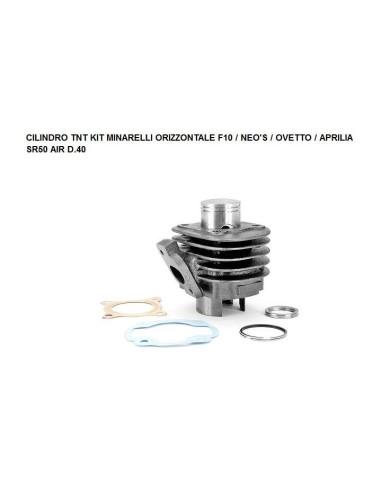 CYLINDER Cylinder i tłok DR 50cc SCARABEO DLACZEGO F10 Minarelli HORIZONTAL HEAD DR wykluczyć lub TNT