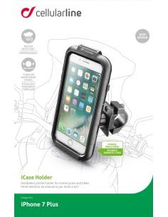 Řídítka motocyklu Iphone 7 Plus