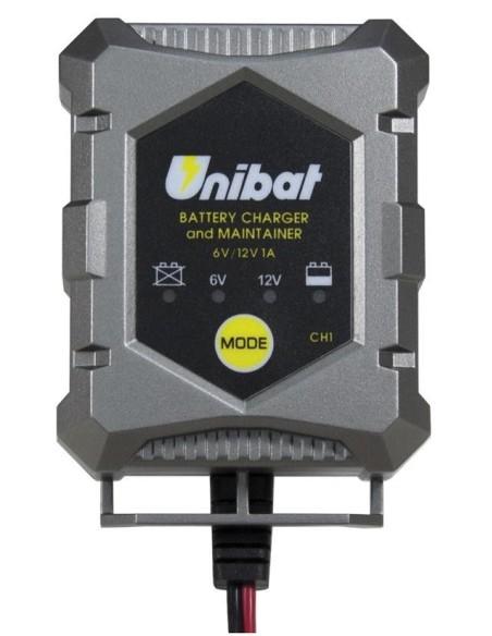 Зарядно 12V UNIBAT на ефективността и поддържа батерията мотоциклет или с