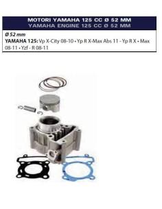 Cilindro e pistone yamaha x-max 125