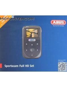 Sportscam Full HD con display da 1,5 uscita mini HDMI completa custodia subacquea