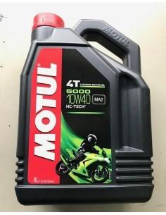 Motul 5000 oil 10w40 4L