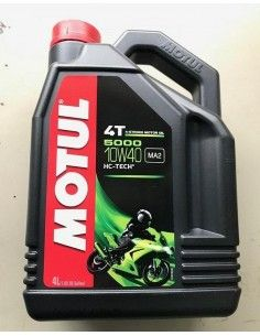 Motul 5000 Öl 10w40 4L
