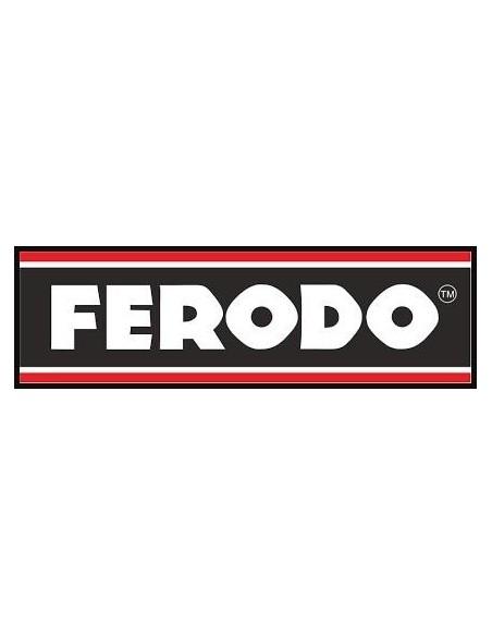 GANASCE FRENO POSTERIORE APRILIA SCARABEO 50 2T MOTORE MINARELLI FERODI