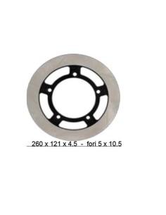 Спирачни дискове FRONT SUZUKI Burgman 250 400 K3 K6