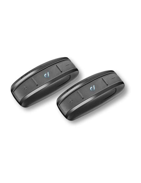 Double SHAPE-interfon för två nya hjälmar från Cellularline 74106adecd778