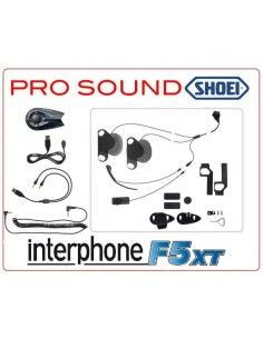 F5MC Interfon Cellularline singur Pro audio Sound Shoei