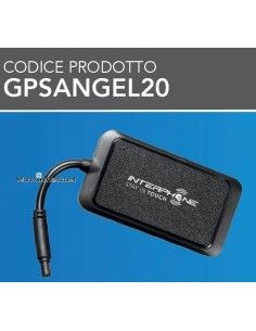 GPSANGEL20 LOCATE YOUR BIKE IN EVERY INSTANT THANKS TO GPS TRACKER