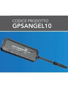 GPSANGEL10 LOCALIZZA LA TUA MOTO IN OGNI ISTANTE GRAZIE AL GPS TRACKER