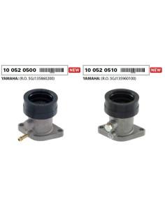 Coppia Collettori Aspirazione Commerciali per Yamaha T-max 500 2001 al 2003 ( carburatore )