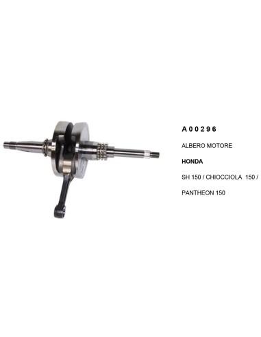 ALBERO MOTORE HONDA SH 125 COMMERCIALE PRODOTTO COLLAUDATO AFFIDABILE CHIOCCIOLA DYLAN