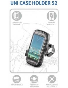 CUSTODIA IPHONE ANDROID GALAXY MOTO SMARTPHONE NAVIGATORE DA