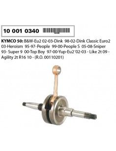 Crankshaft KYMCO 50 of All DINK HEROISM PEOPLE TOP BOY