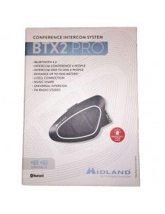 BTX2 PRO TWIN Multirider Intercom System Conference 4