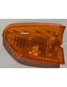 Vidrio de flecha, en la parte trasera izquierda Aprilia SR 50 primeros de la serie naranja mejor precio