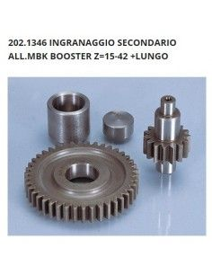 Gears along the secondary Polini Aprilia Benelli Beta Cpi-Italjet Malaguti Mbk Yamaha Rieju Minarelli Engine best price