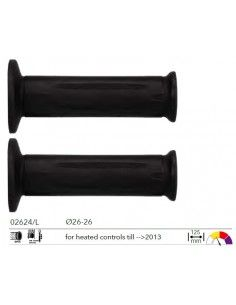 Couple Knobs Bmw Diameter 26 mm for controls heated long 125 mm best price