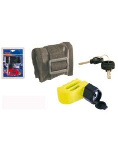 Disc lock pin D. 6 mm, Žluté, nebo Červené s taškou nejlepší cenu