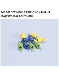 Kit de conjunto de resortes de embrague Polini para scooter Aprilia Benelli Italjet Malaguti Mbk Yamaha mejor precio