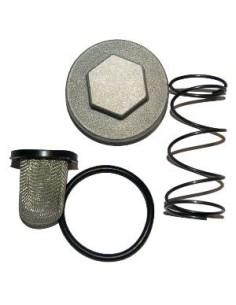 Oring Kit Öldeckel Federfilter Honda Silver Wing 400 600 und Sw-t 400 600 zum besten Preis