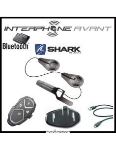 Interphone Avant single helmet SHARK the best price