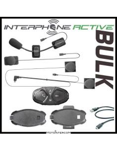 Interphone Active singolo versione Bulk, senza confezione originale