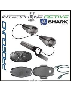 Interphone ACTIVE PROSOUND SHARK Evoline Spartan Skwal Vancore Evo-One e Drak il prezzo migliore