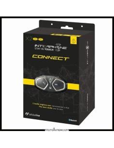 Interphone CONNECT Twin Pack sistema interfono semplice ed intuitivo