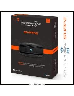 Interphone SHAPE Twin pack il miglior prezzo