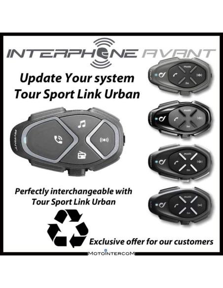 BE Avant Interphone control unit bijwerken van oude systemen