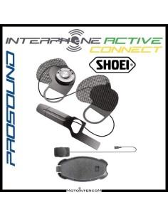 Kit Audio ProSound Interphone ACTIVE CONNECT casco SHOEI