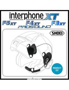 Kit audio pro-sound per casco SHOEI, interphonse serie XT f5xt f3xt f4xt fbeat