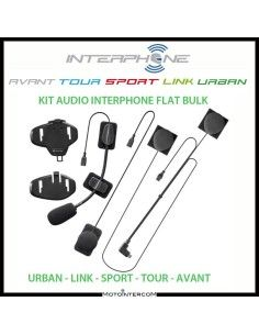 Kit audio Interphone Avant Tour Sport Link Urban