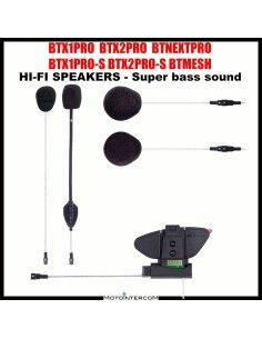 Audio Kit Midland serie PRO HI-FI SPEAKERS - Super bass sound