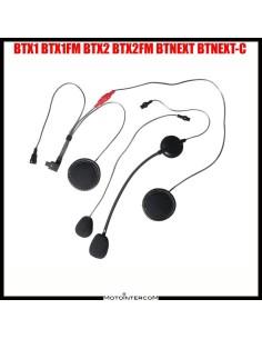 Kit Audio Interfono midland microfono e altoparlanti per BTX1 BTX2 BTNEXT