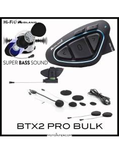 BTX2 PRO HI-FI Midland Interfono singolo BULK