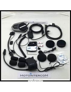 Intercomunicador Sena 50S para motocicleta individual versión BULK sin caja.