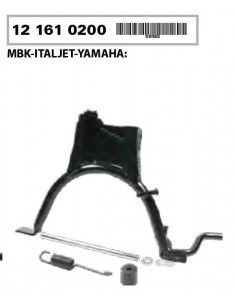 CAVALLETTO CENTRALE MBK BOOSTER 50 YAMAHA BWS 50