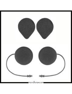 Interphone UCOM-2-4-16 40mm HD speakers standard in UCOM16
