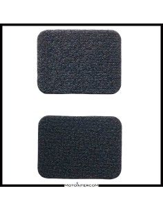 Correas adhesivas para montar auriculares de intercomunicador de motocicleta de 3x4 mm