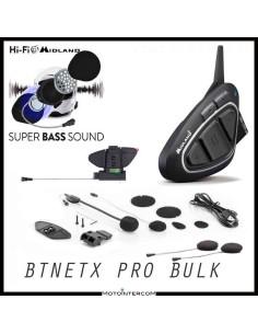 BTNEXT PRO HI-FI singolo Interfono Midland dual core BULK
