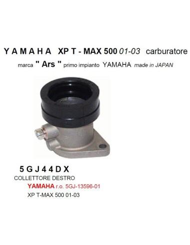 COLLETTORE ASPIRAZIONE DESTRO YAMAHA TMAX 01-03