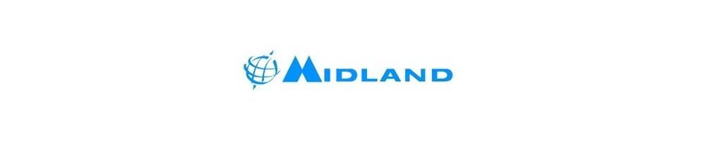 Midland náhradní díly pro motocykl intercom Bluettoh