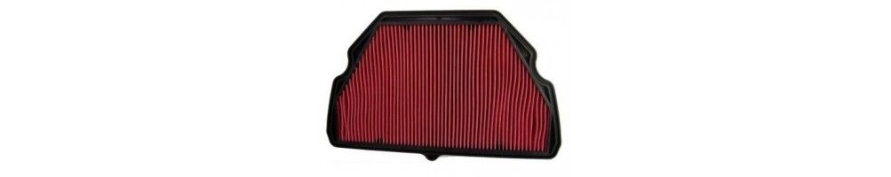Air filters for scooters and motorcycles, genuine or power