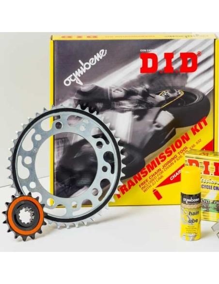 Transmission Kit Bike, Chain, Crown, Pinion