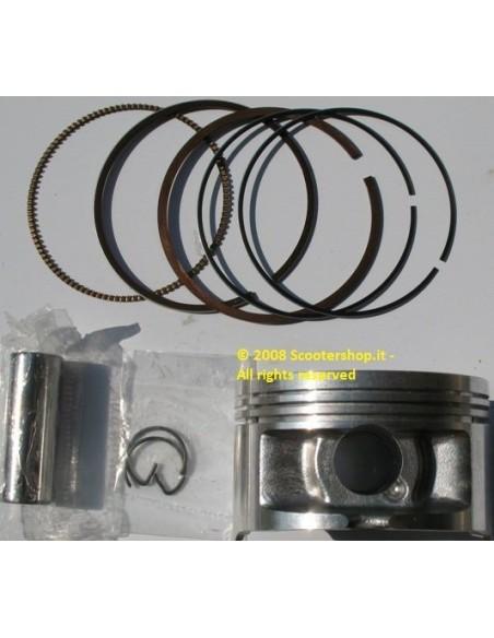 Kolben und segmente roller