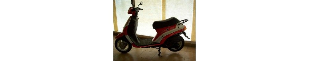 Original parts and accessories for commercial and Scooter Italjet Bazooka 50 engine body lights